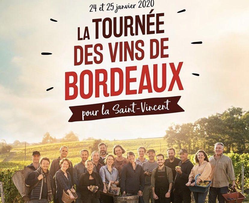 Saint Vincent name day in Paris !