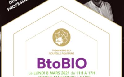 [SALON] Rencontres des Vignerons BIO de Nouvelle-Aquitaine