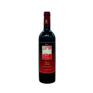 vin rouge 2010 cuvee michel vieux mougnac