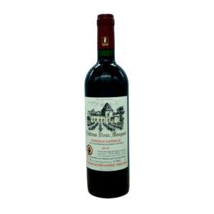 vin rouge 2010 vieux mougnac