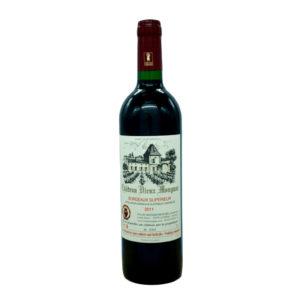 vin rouge 2011 vieux mougnac