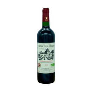 vin rouge 2012 vieux mougnac