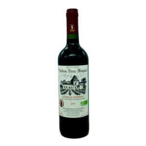 vin rouge 2014 vieux mougnac