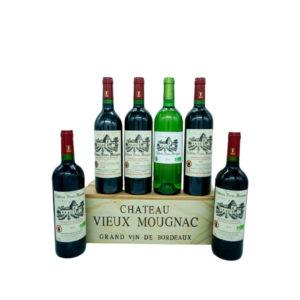 vin rouge blanc offre découverte vieux mougnac